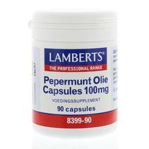 Pepermuntolie 100 mg