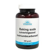 Baking soda - Zuiveringszout