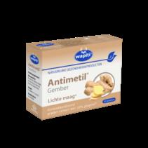 Antimetil gember