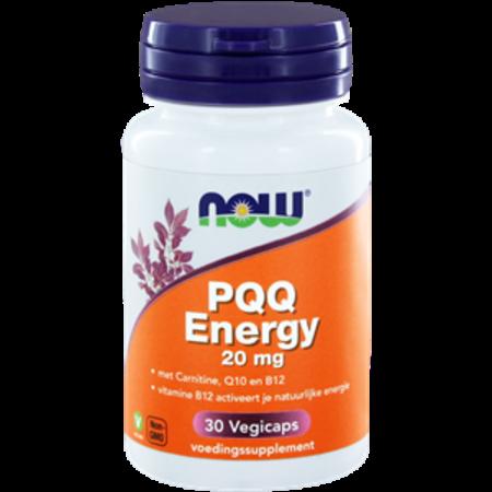 NOW PQQ Energy 20 mg