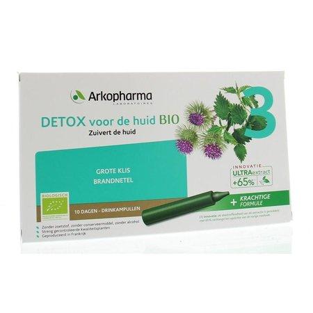 Arkopharma Arkofluids Bio detox huid