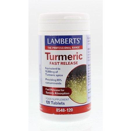 Lamberts Curcuma fast release