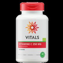 Vitamine C 250 mg biologisch