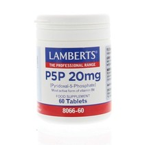Vitamine B6 (P5P) 20 mg