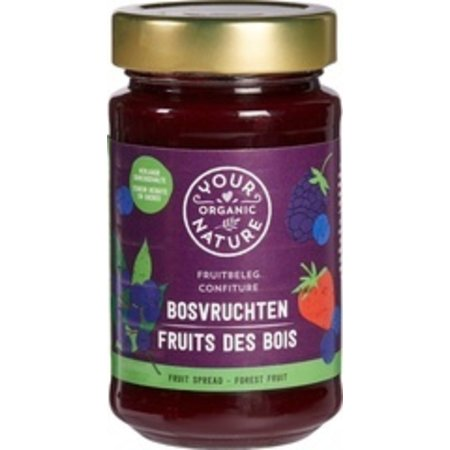 Your Organic Nature Bosvruchten fruitbeleg