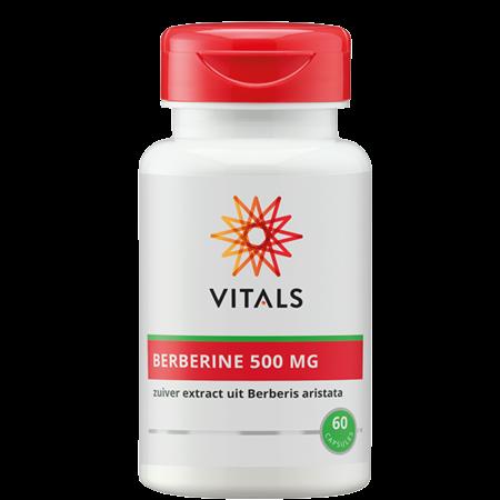 Vitals Berberine 500 mg