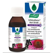 Echinaforce hotdrink + vlierbes forte