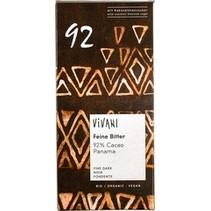 Pure chocolade 92%