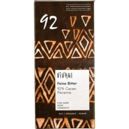 Vivani Pure chocolade 92%