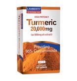Lamberts curcuma 20.000mg (tumeric)