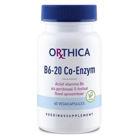 Orthica Co-enzym B6-20
