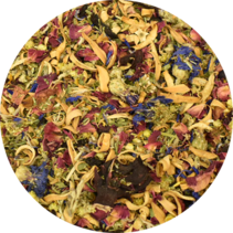 Bloemen thee
