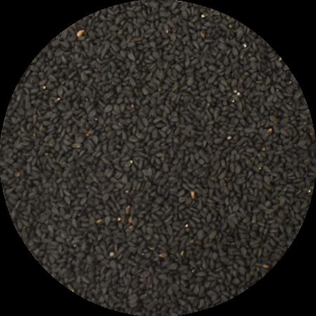 Vitabron Komijnzaad zwart (Nigellae)