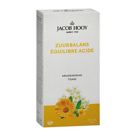 Jacob Hooy Ontzuringsthee/Zuurbalans