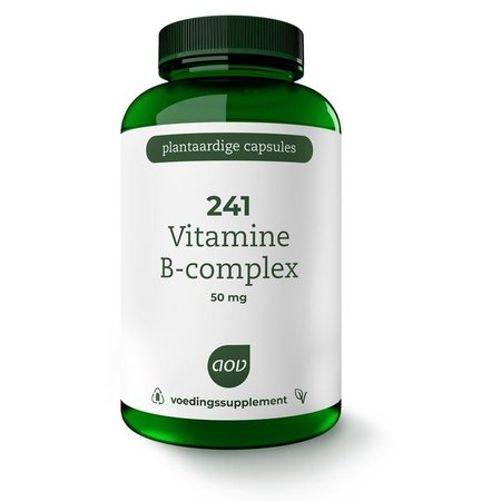 AOV 240/241 Vitamine B complex 50 mg