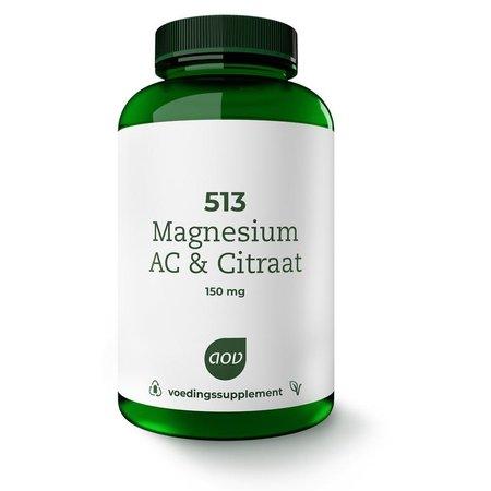 AOV 512/513 Magnesium AC & Citraat