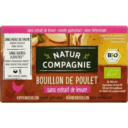 Natur Compagnie Kippenbouillon gist/suikervrij