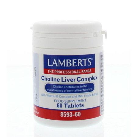 Lamberts Choline Lever complex