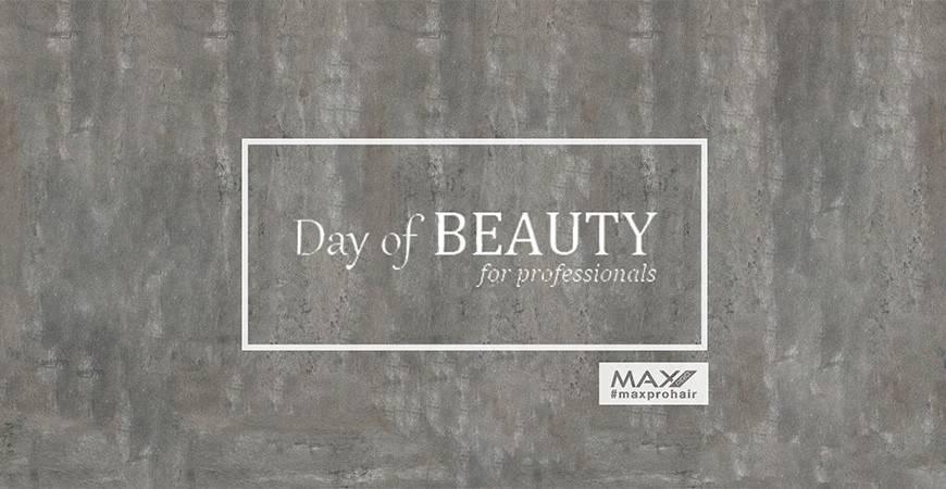 Max Pro X Day Of Beauty Antwerpen