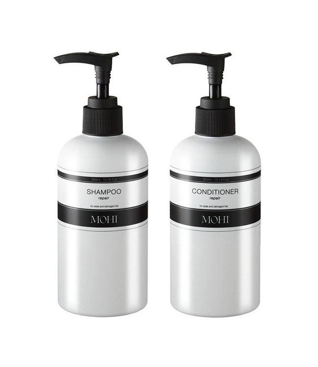 MOHI Shampoo Repair 300ml & Conditioner Repair 300ml