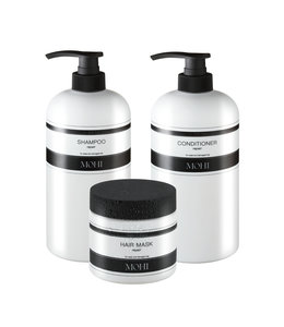 MOHI Shampoo Repair 300ml & Conditioner Repair 300ml & MOHI Hair mask 200ml