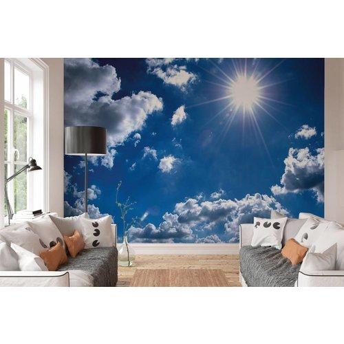 Fototapete Blauer Himmel