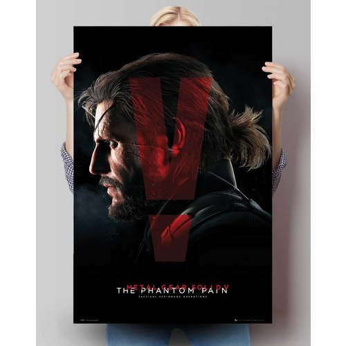 Poster Metal Gear