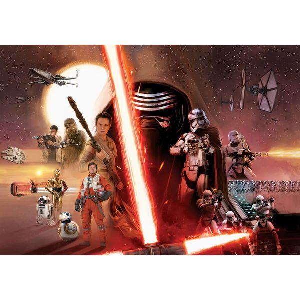 Star Wars Erwachen - Fototapete 254 x 184 cm