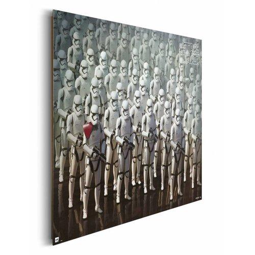 Wandbild Star Wars Episode VII