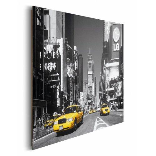 Wandbild Times Square Taxi