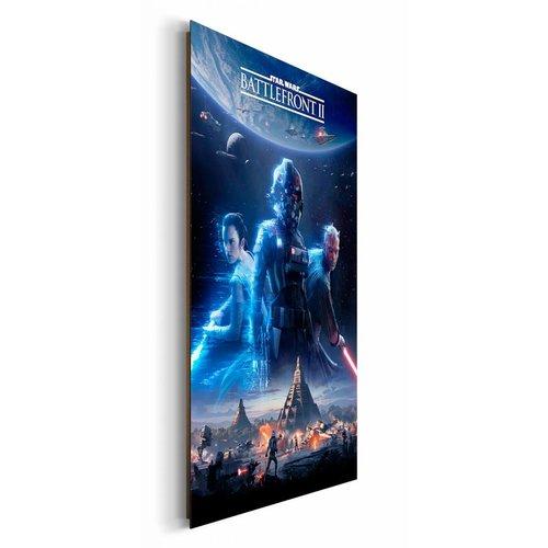 Wandbild Star Wars Battlefront II
