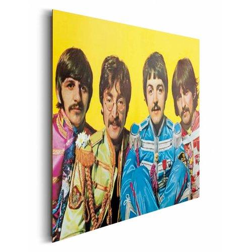 Wandbild The Beatles Lonely hearts club
