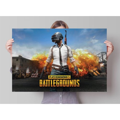 Poster PUBG Playerunknown