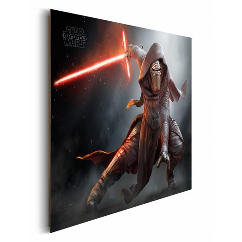 Wandbild Star Wars Episode VII Kylo Ren