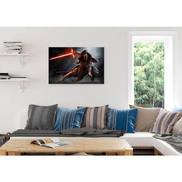 Star Wars Episode VII Kylo Ren - Deco Panel 90 x 60 cm