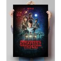 Stranger Things Netflix - Poster 61 x 91.5 cm