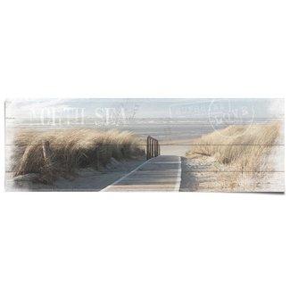 Poster Nordsee Dünen