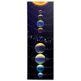Poster Planeten des Universums