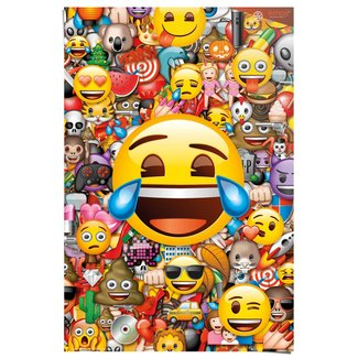 Poster Emoji Smiley