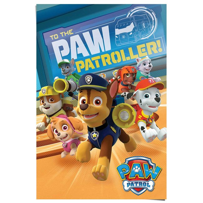 Poster Paw Patrol