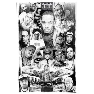 Poster Rap Gods 2