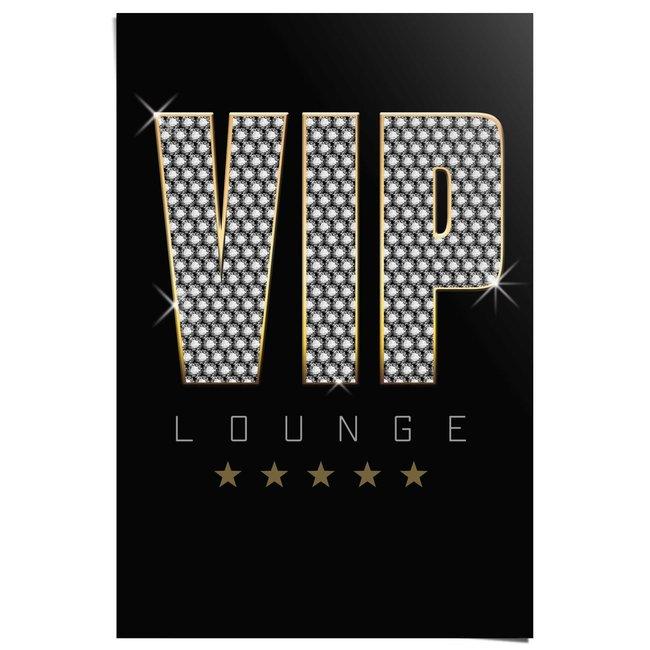 Poster Vip Lounge
