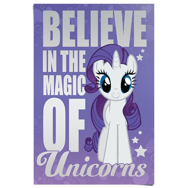 Poster My little Pony