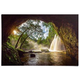 Poster Natur Grotte