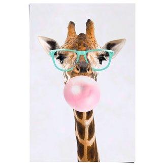 Poster Funky Giraffe