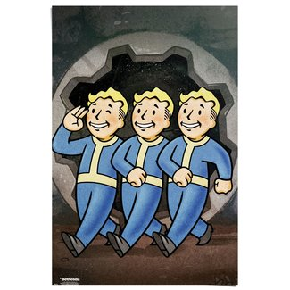 Poster Fallout 76