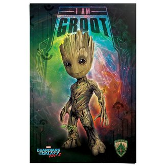 Poster Guardians Of The Galaxy Vol.2