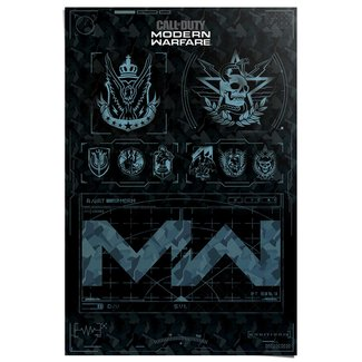 Poster Call of Duty Modern Warfare