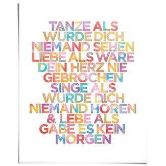 Poster Tanze...