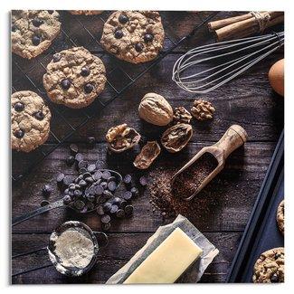 Glasbild Köstliche Schokolade